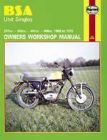 BSA C15 B40  Unit Singles Haynes manual  (58 - 72)